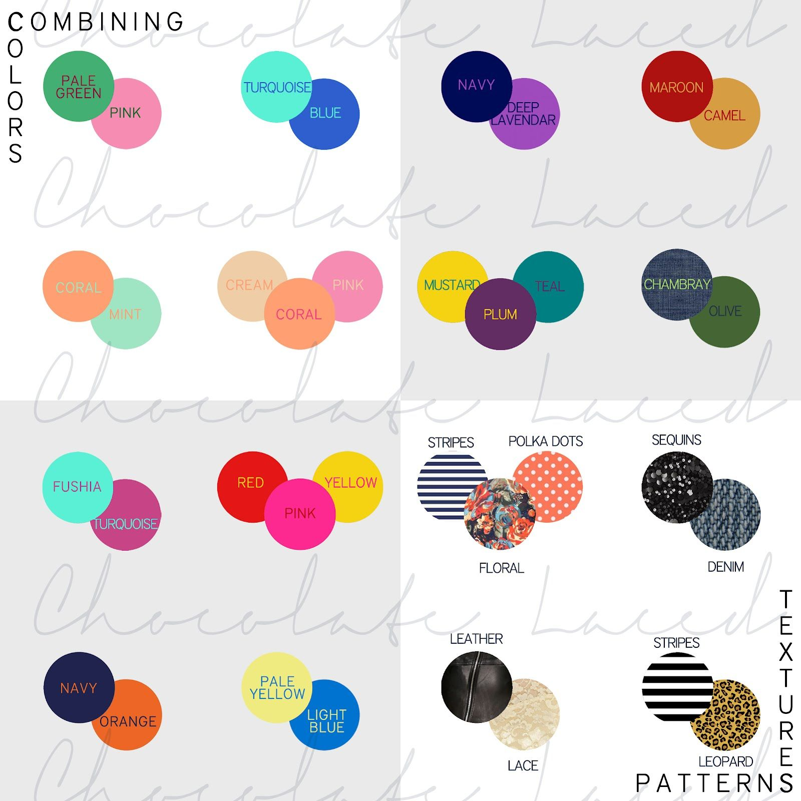 Color matching tips