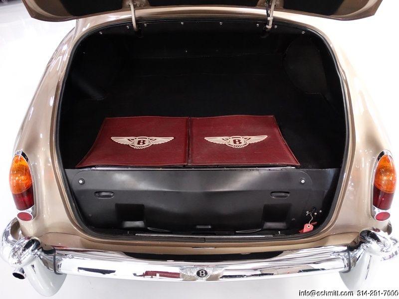 1965 BENTLEY S3 SEDAN – Daniel Schmitt & Co. Classic Car Gallery