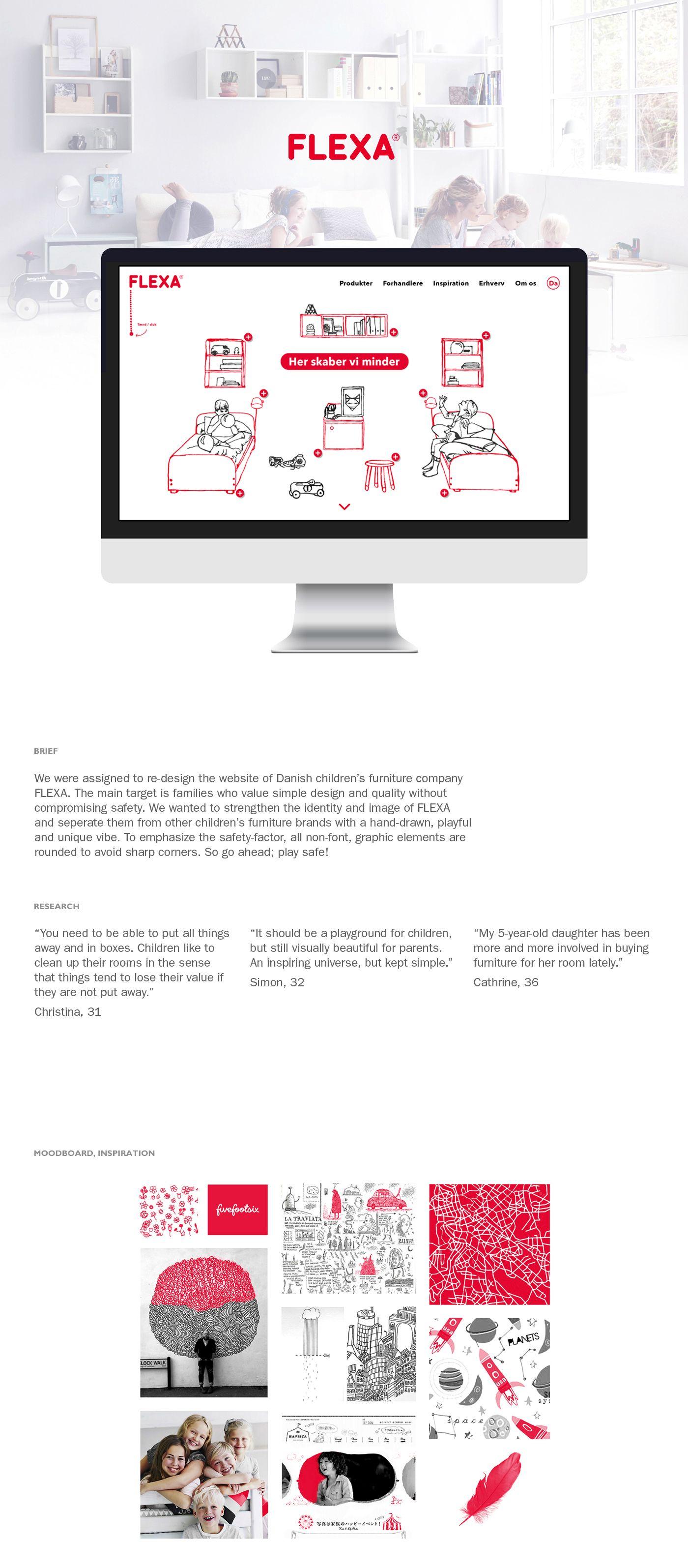 Flexa   Webdesign on Behance