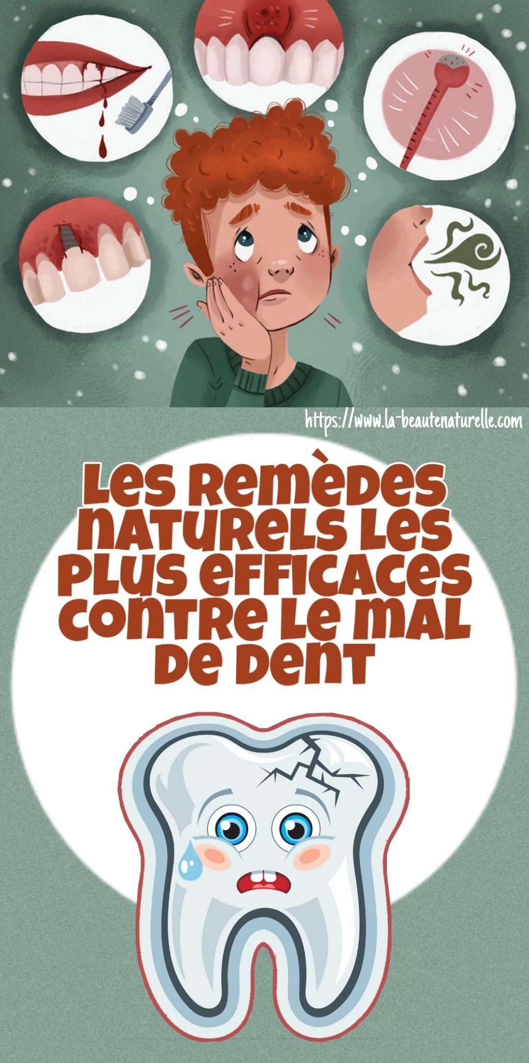 Les remèdes naturels les plus efficaces contre le mal de