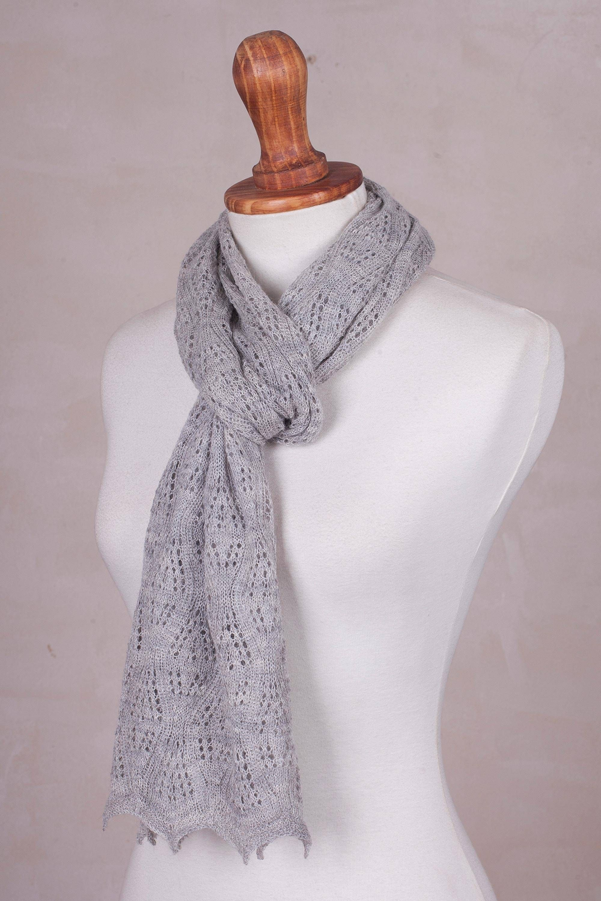 100 Baby Alpaca Scarf Style And Harmony In Dove Grey Sponsored Alpaca Sponsored Scarf Baby Dove Alpaca Scarf Baby Alpaca Scarf Baby Alpaca