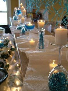 Image Result For Table Decorations A 60th Birthday Party