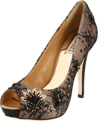 Badgley Mischka FW 12' | Shoes! | Heels, Beautiful shoes