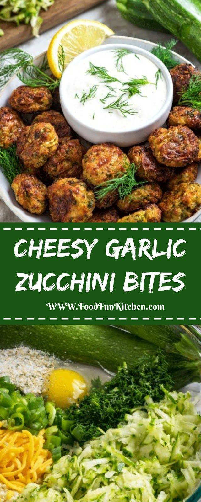 CHEESY GARLIC ZUCCHINI BITES is part of Zucchini bites - Acquire you ever seen cardinal grown men get reactive over zucchini  Because I bonk to say that was definitely a new live for me  Don't