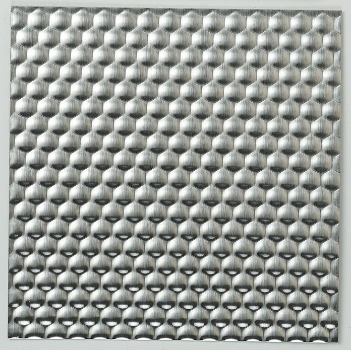 0 075 T 304 Textured Stainless Sheet Pattern 6 Hc Online Metal Store Metal Store Stainless Steel Sheet Metal Sheet Metal