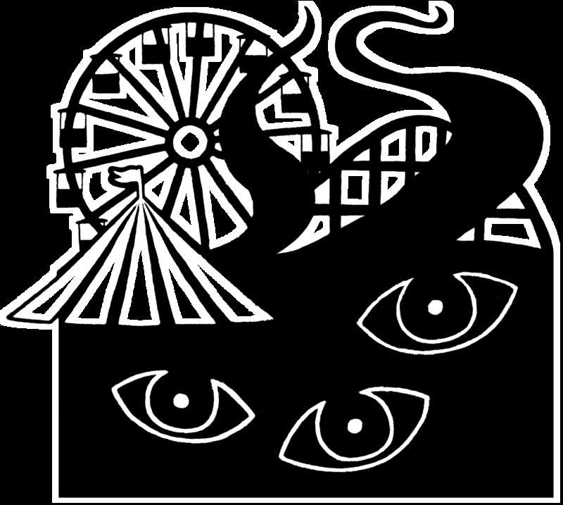 Dark Carnival Logo By Xraytheclown On Deviantart Joker Card Insane Clown Posse Clown