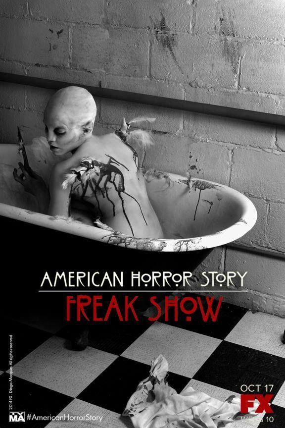 #AmericanHorrorStory #FreakShow #AHS