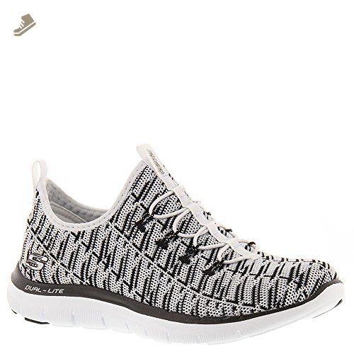 Skechers Women's Flex Appeal 2.0 Insights High Top Sneaker