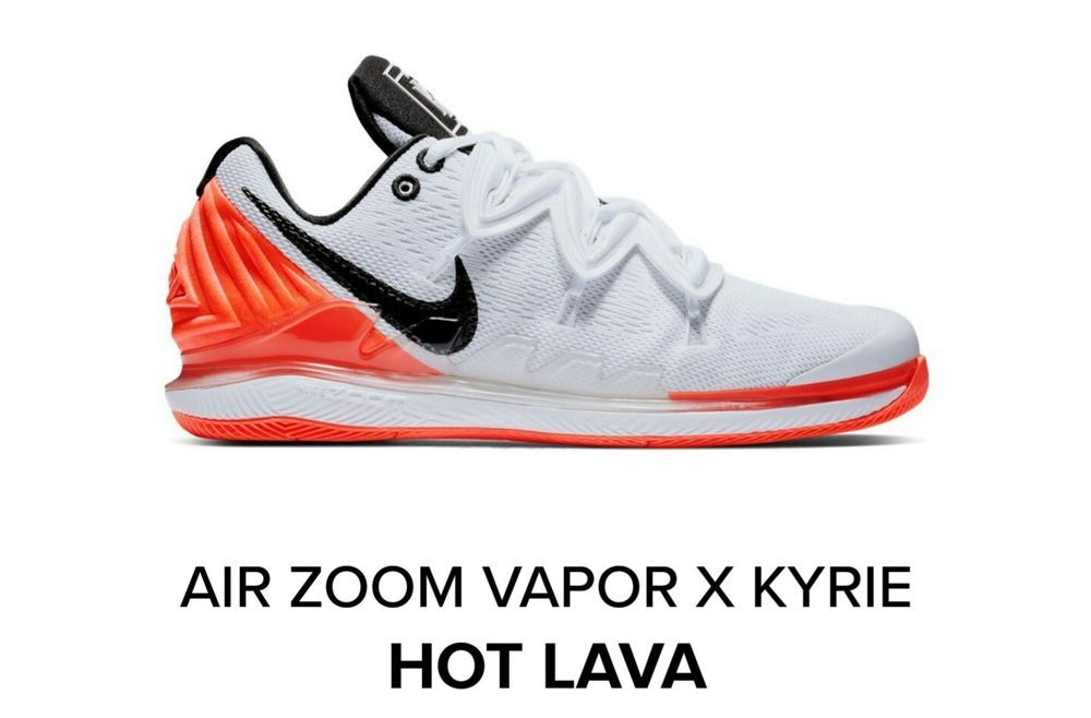 quality design a604d d0997 Nike Court Air Zoom Vapor X Kyrie 5 Nick Kyrgios Irving Tennis Sz 13  CONFIRMED  fashion  clothing  shoes  accessories  mensshoes  athleticshoes  (ebay link)