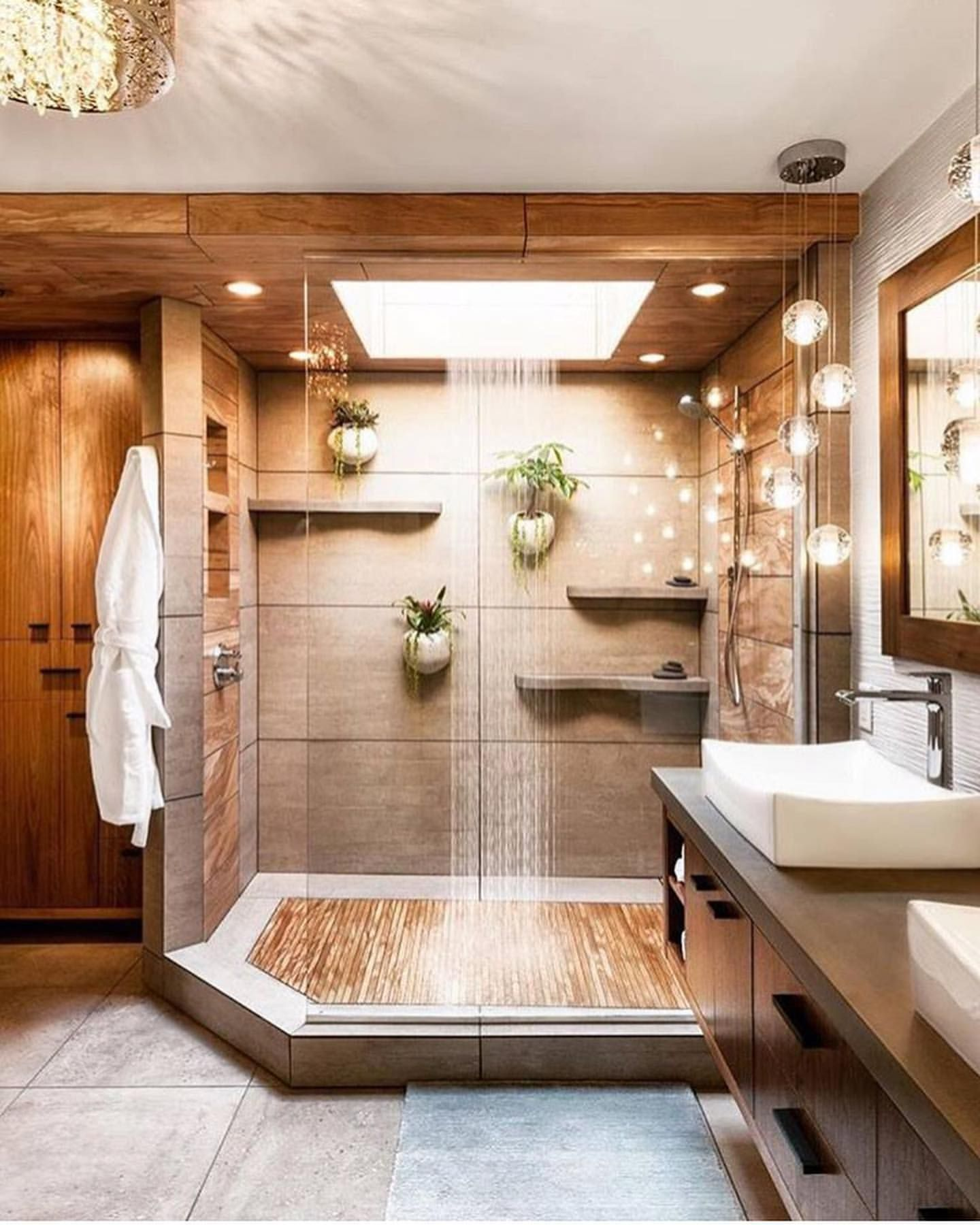 Photo of Coolest Bathroom Ever! – RainShower