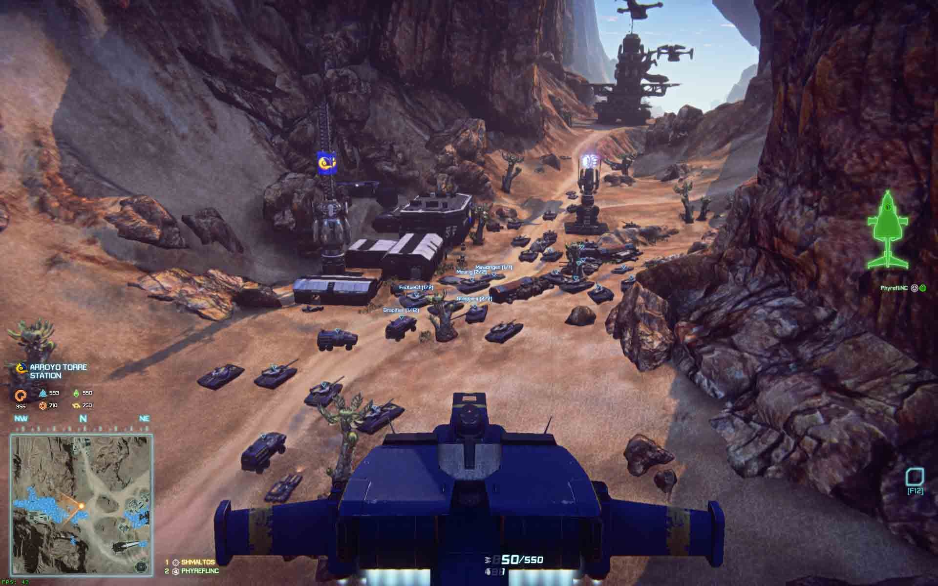 mmo fps example planetside 2 is about three factions fighting for