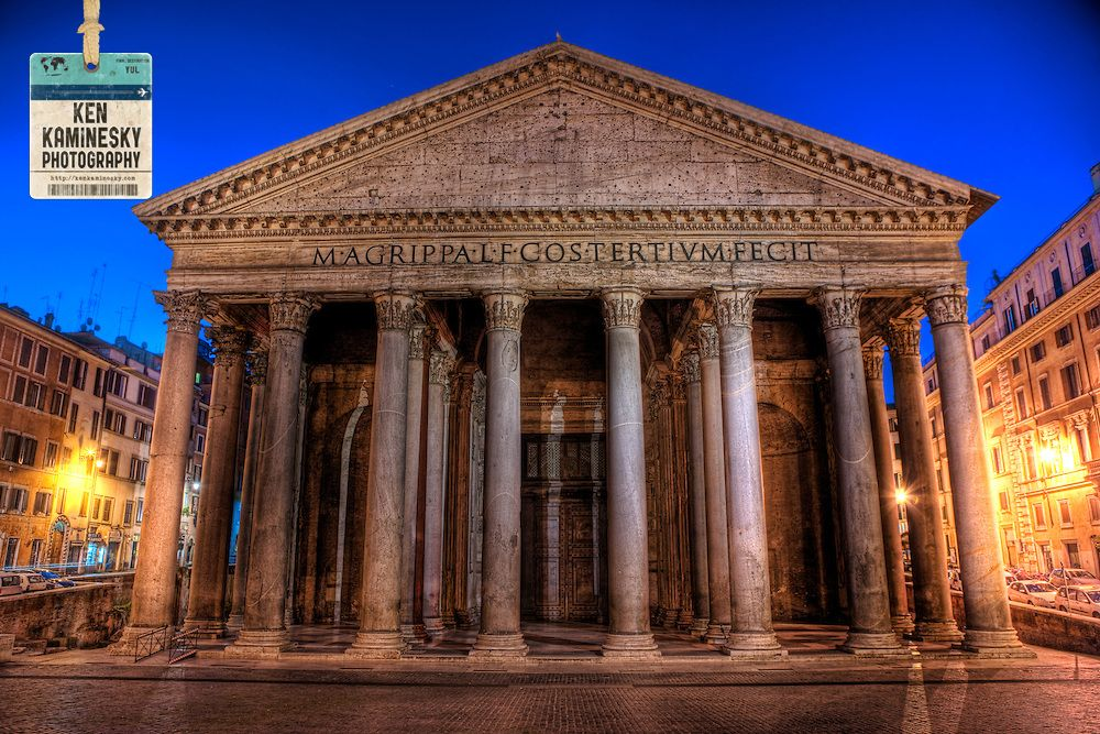 Purpose of the Roman Pantheon