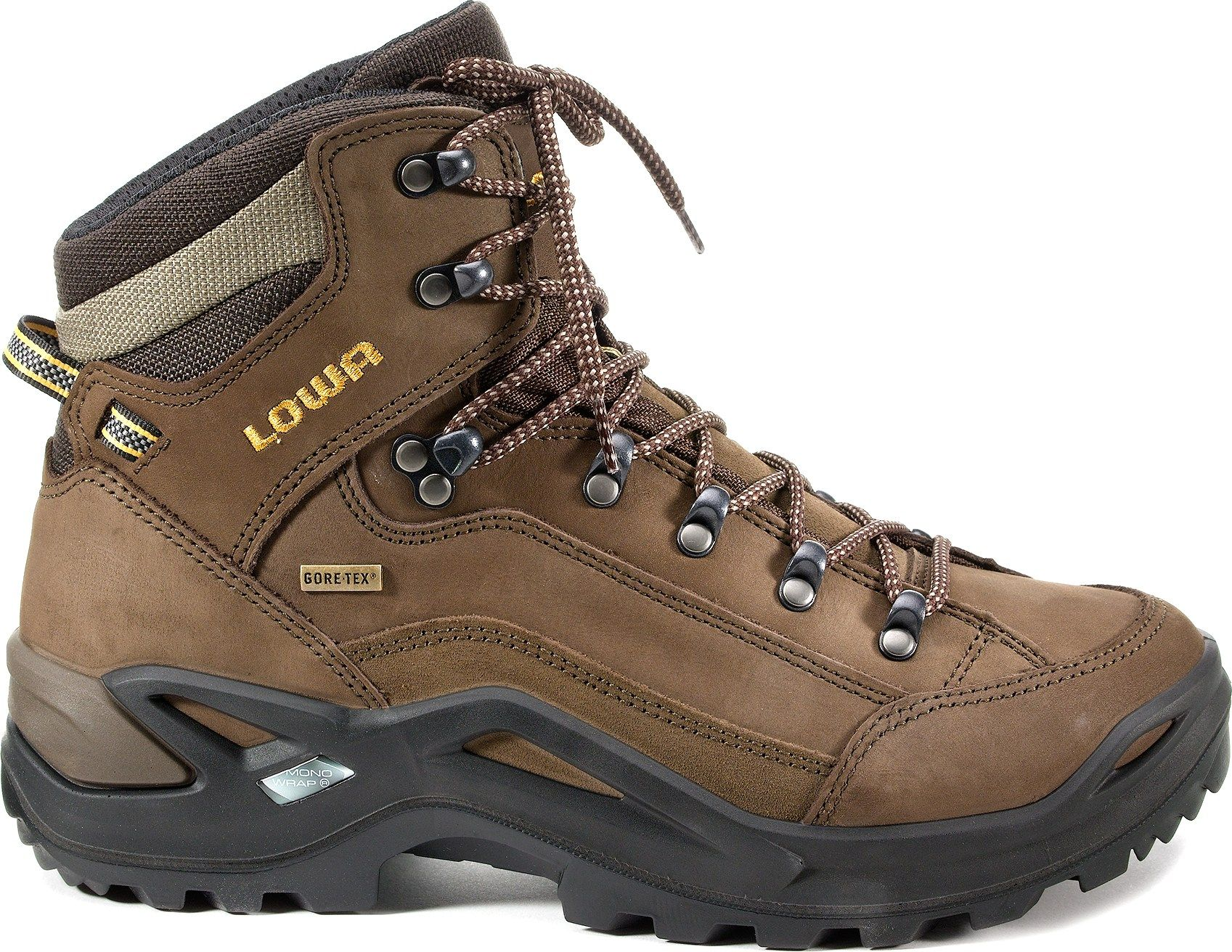Lowa Renegade II GTX Mid Hiking Boots - Men's - Free Shipping at REI.com
