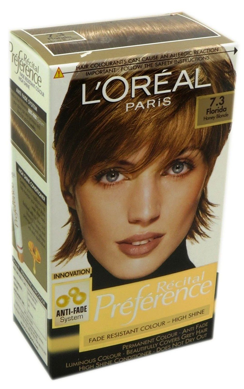Loreal Recital Preference Florida Honey Blond 73 Check Out This