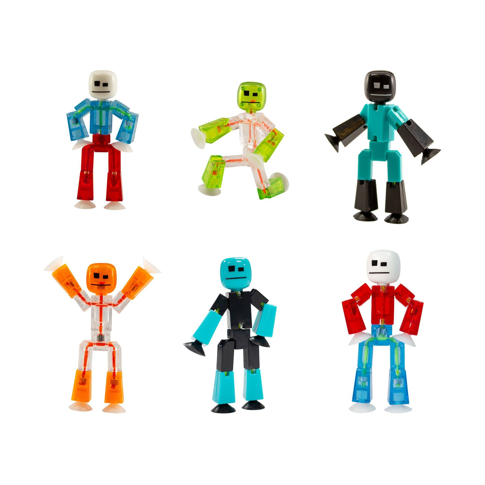 Stikbot Action Figures Mixed Pack Series 2 Action
