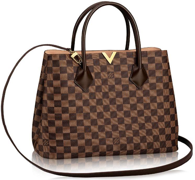 ccea82e2da8 Louis Vuitton Kensington V Tote Bag | Louis Vuitton Handbags | Louis ...