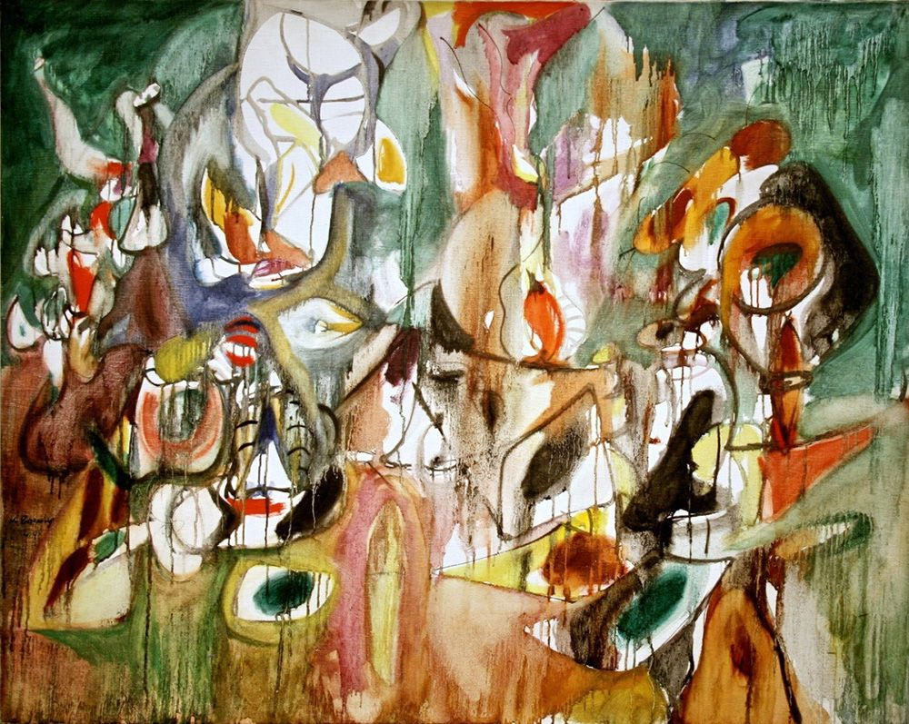 Arshile Gorky Was The Last Of The Surrealists And The First Of The