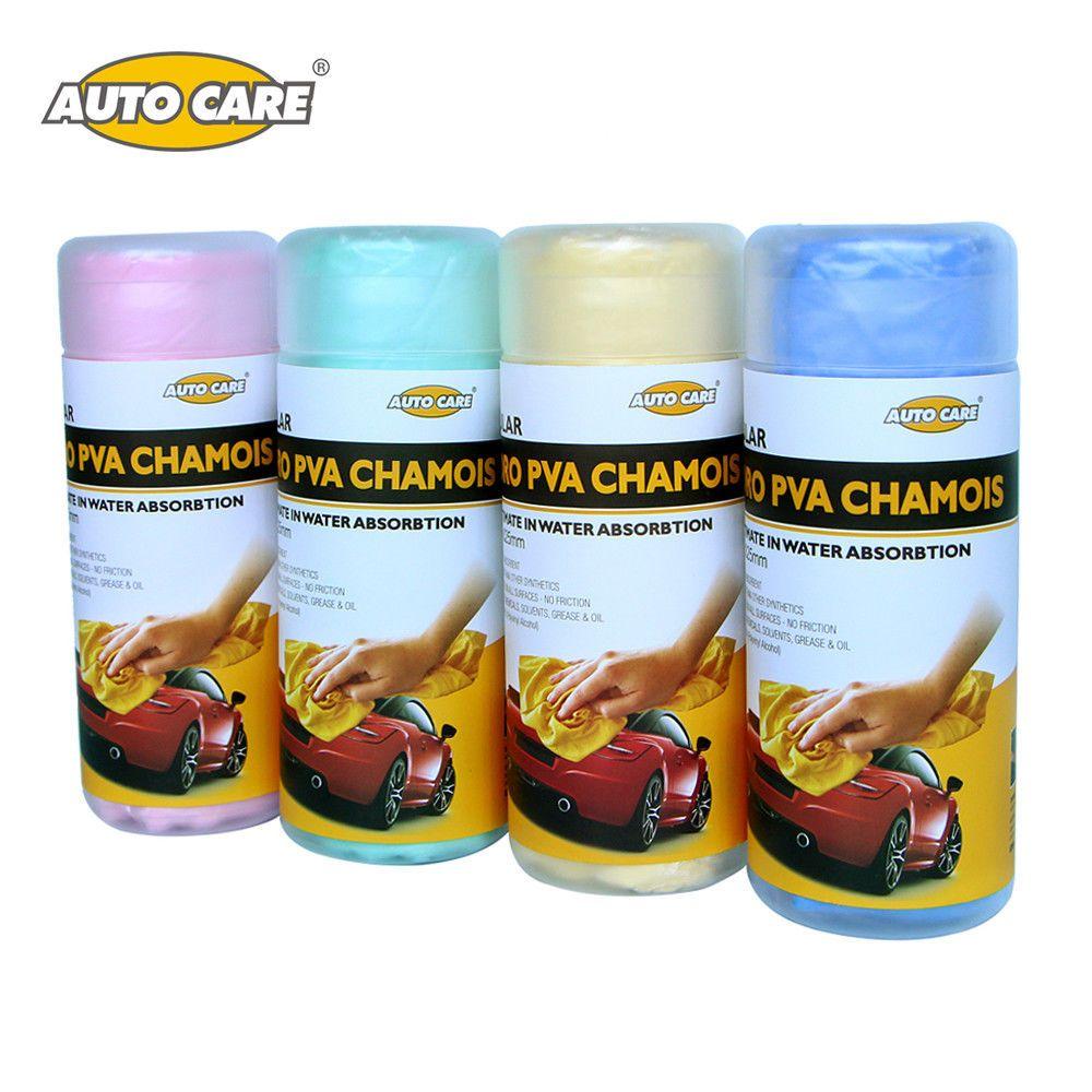 clean cham towel