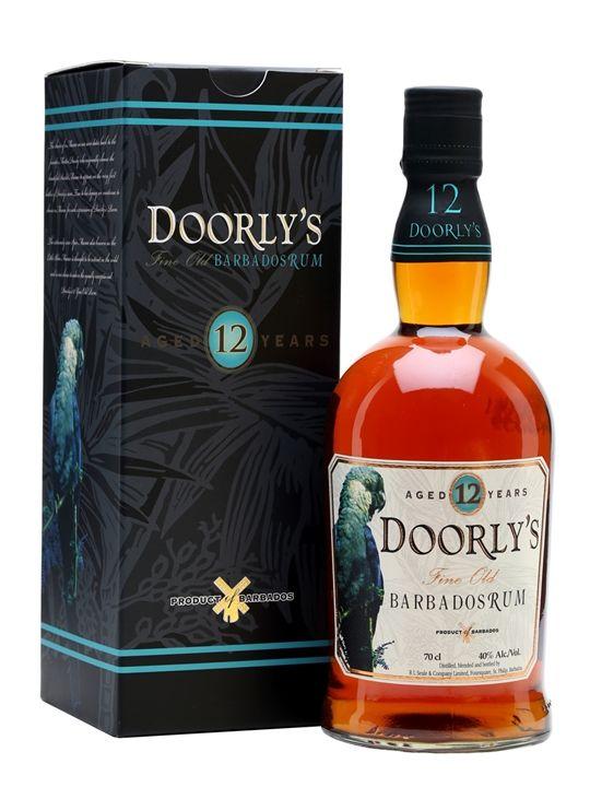 Doorly's 12 year old rum