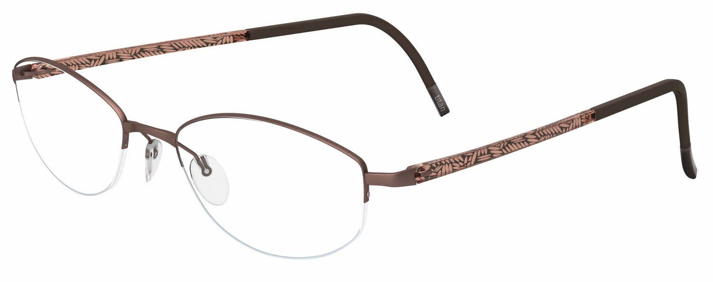 Silhouette 4454 Illusion Nylor Eyeglasses | 50% Off Lens