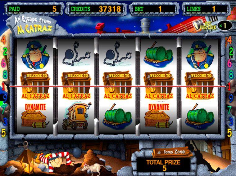 Игровые автоматы al catraz игровые автоматы слоты играть бесплатно и без регистрации онлайн