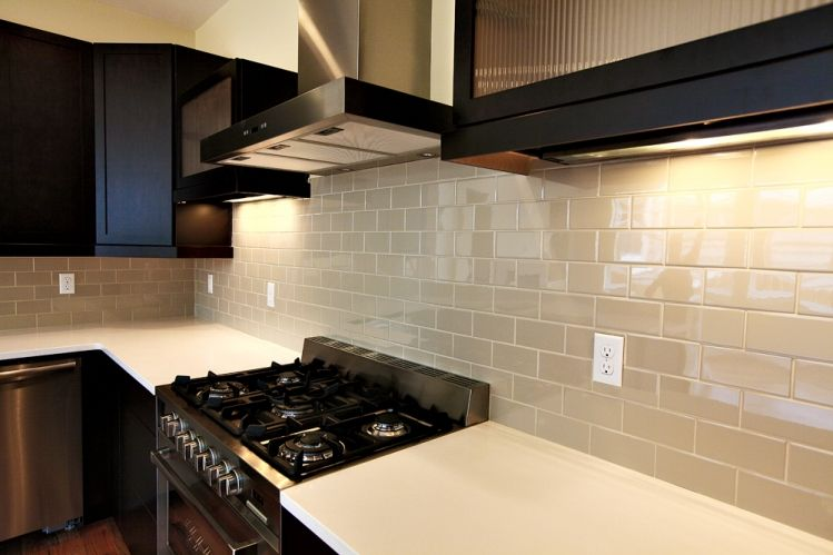 Backsplash Ideas For Busy Granite Part - 47: Countertop · Backsplash For Busy ...