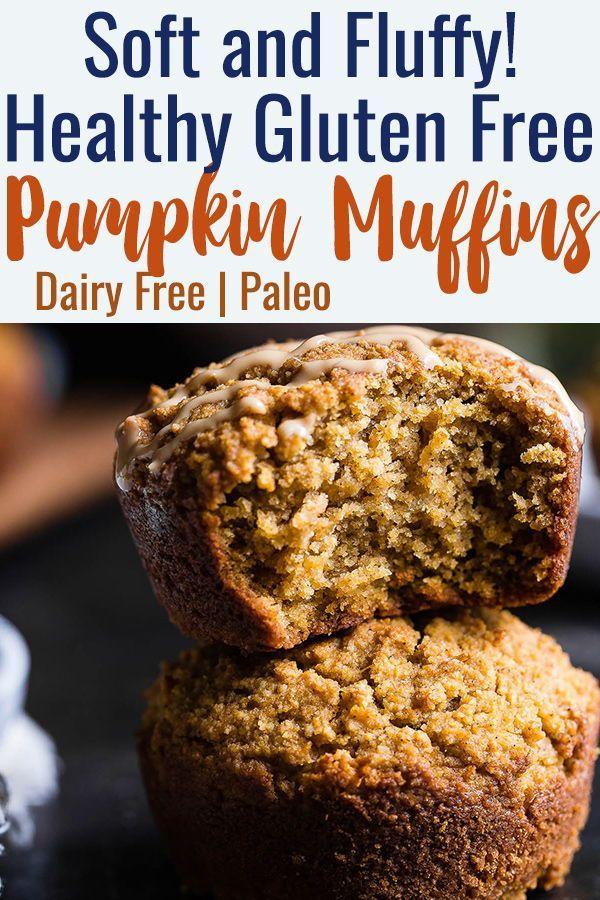 Gluten Free Paleo Pumpkin Muffins - These quick and easy, healthy almond flour pumpkin muffins are SO spicy-sweet and FLUFFY! A yummy, fall breakfast or snack that kids or adults will LOVE! | #Foodfaithfitness | #Glutenfree #Paleo #Healthy #Pumpkin #Muffins #pumpkinmuffins