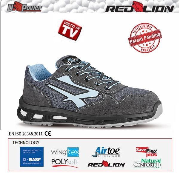 RedLion Scarpe SRC Donna Infinergy® U S1P LOLLY ESD CONSEGNA Power g7w7dqZ
