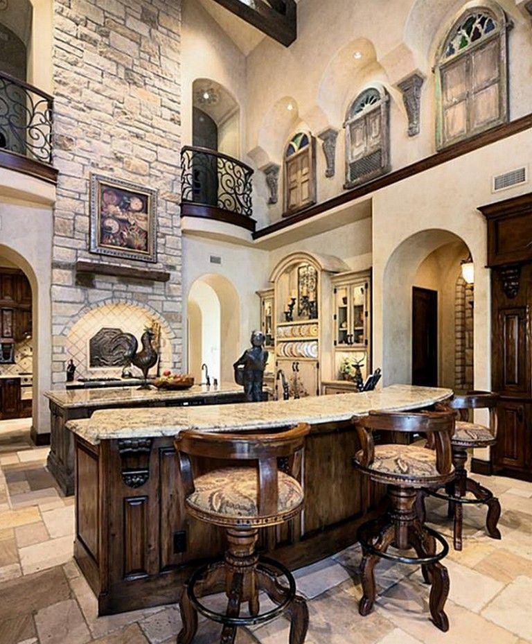 20 Pretty Home Interior Design With Mediterranean Style