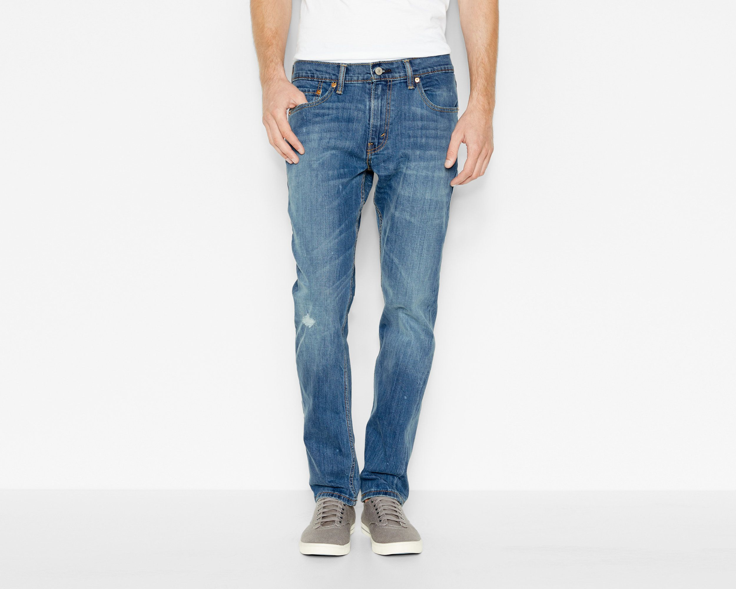 511™ Slim Fit Jeans | Damaged Stone |Levi's® United States (US)