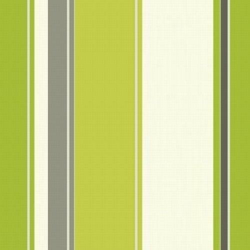 Carina Stripe Lime Green Wallpaper