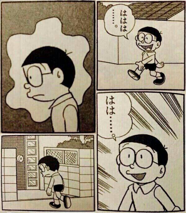 ハムスター速報 cartoon expression manga doraemon