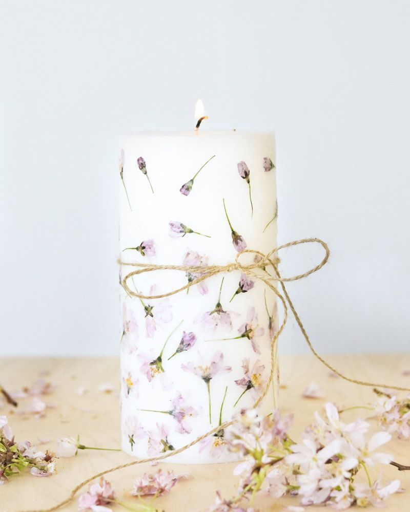 15 DIY-Kerzen zum Aufleuchten Ihrer Wohnkultur | Schüttle meinen Weblog  The po…
