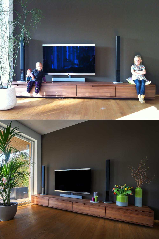 Pin auf Einbaumöbel Wohnzimmer Ideen