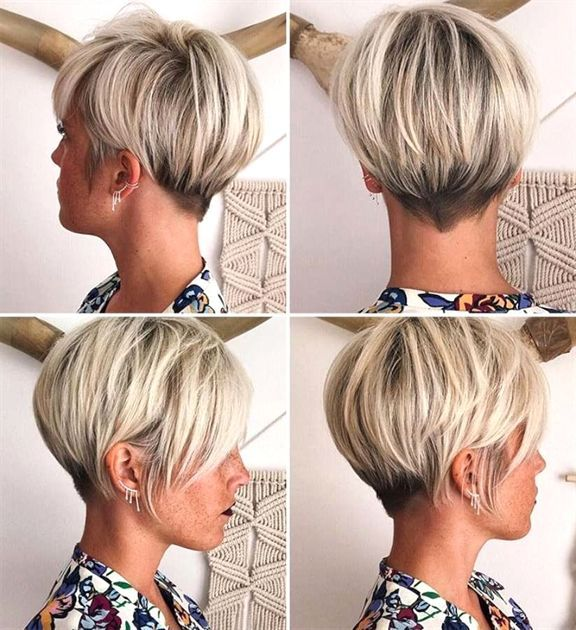 Photo of 2018 Short Hairstyle (7) – Frisyrer Style Hair #PixieHair – #Hairstyle #Hairstyle #haar …