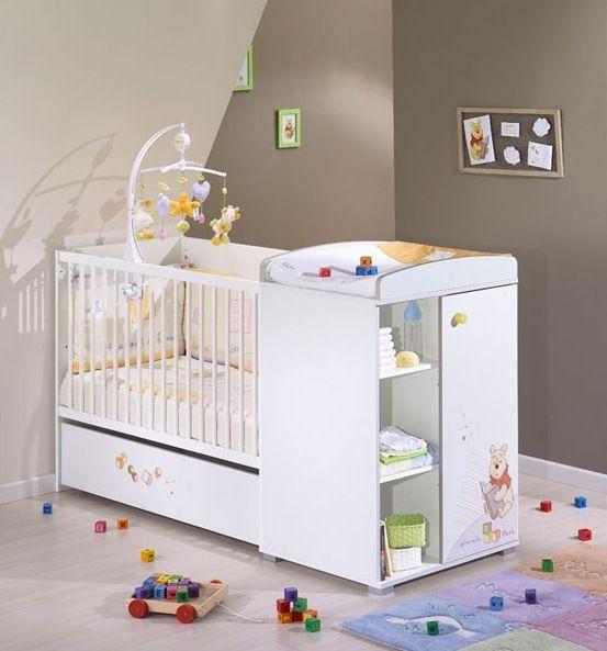 Chambre A Coucher Bebe Lit Bebe Transformable Design Pour La