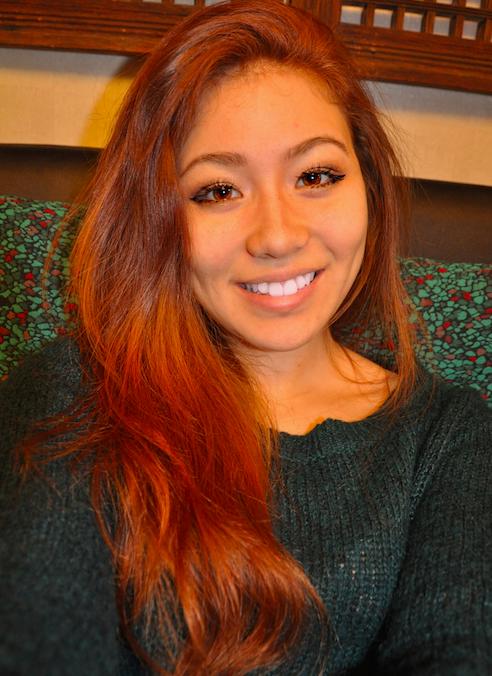 Jennifer loves being a redhead! She joked,