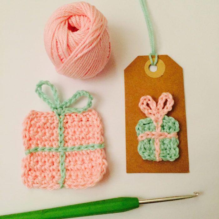 Gratis Haakpatroon Cadeautje Haak Pinterest Crochet Gifts En