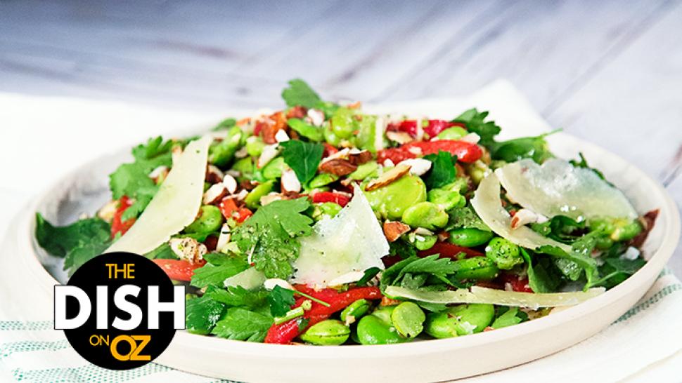 Green Bean Salad Recipe Jamie Oliver