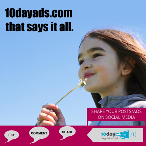 10dayads that says it all. http://ow.ly/Dbra306zLHc #FreeAdWebsites #FreeAdvertisingOnline