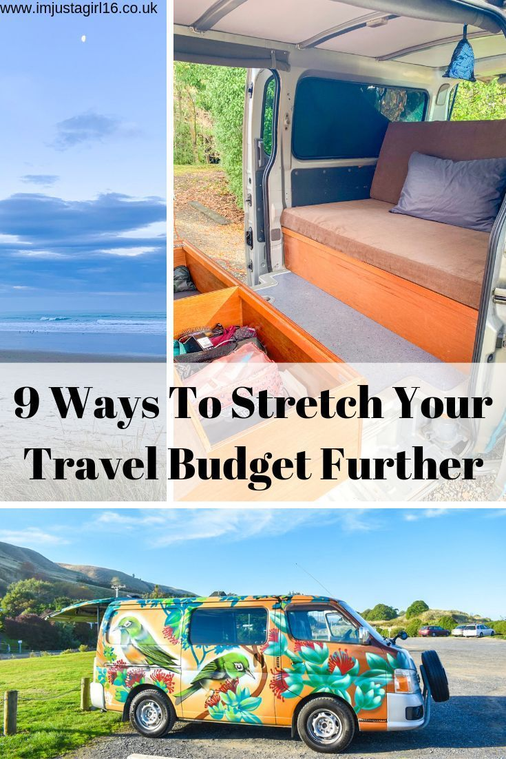 Travel for longer and make your budget go further with my top tips on how to stretch your travel budget so that you can see more of the world for cheap! #travelbudget #budgettravel #travel