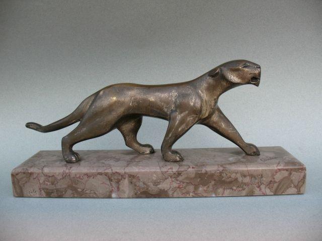 Online veilinghuis catawiki: michele decoux coudex bronzen art