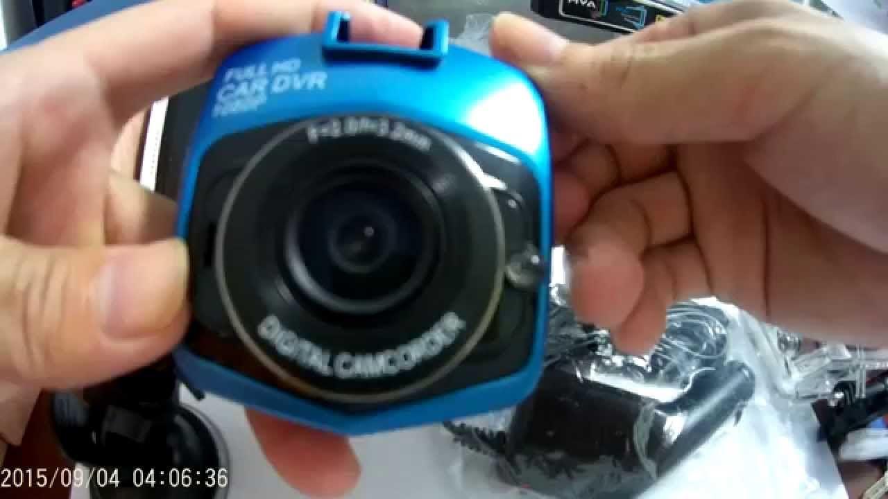 Novatek 96220 Full Hd 1080p Car Dvr Digital Camera Video
