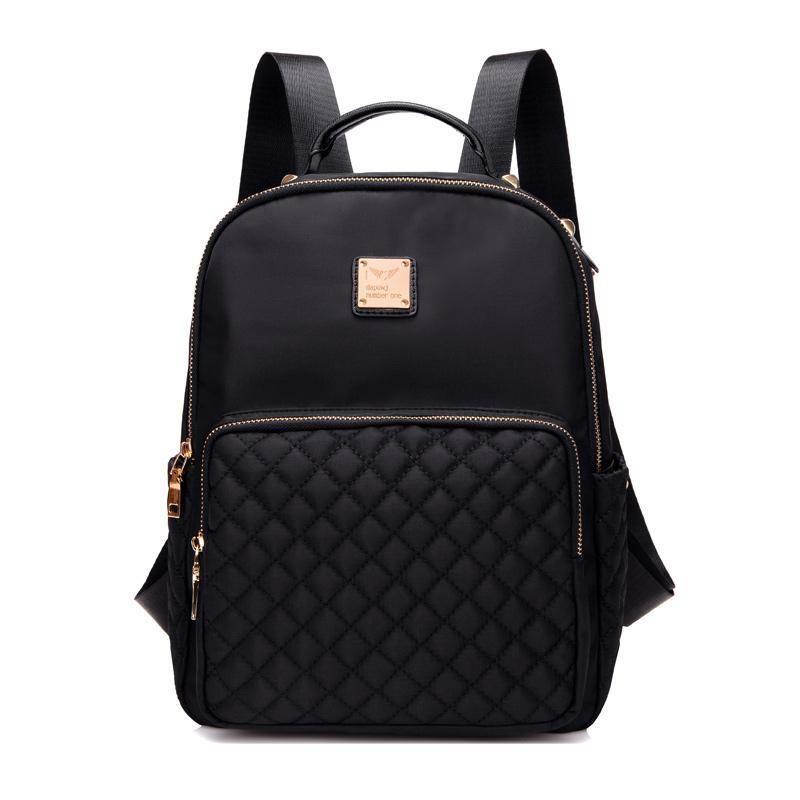 0681fa46f2 New Women Backpack For School Teenagers Girls Vintage Stylish Ladies Bag  Backpack Female Purple Backpack High Quality