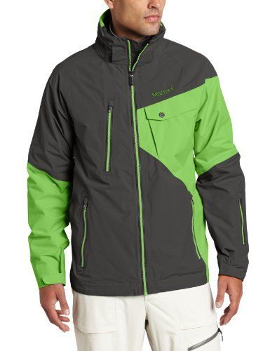Marmot Ski Jackets Men | Marmot Men's Mantra Waterproof Ski Jacket ...