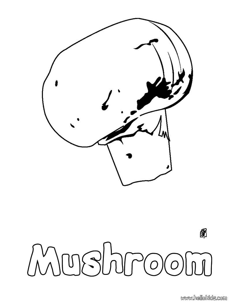 Color This Mushroom Coloring Page There Are So Many Different Ways To Color It Enjoy Coloring Pages Online Coloring Pages Unique Coloring Pages