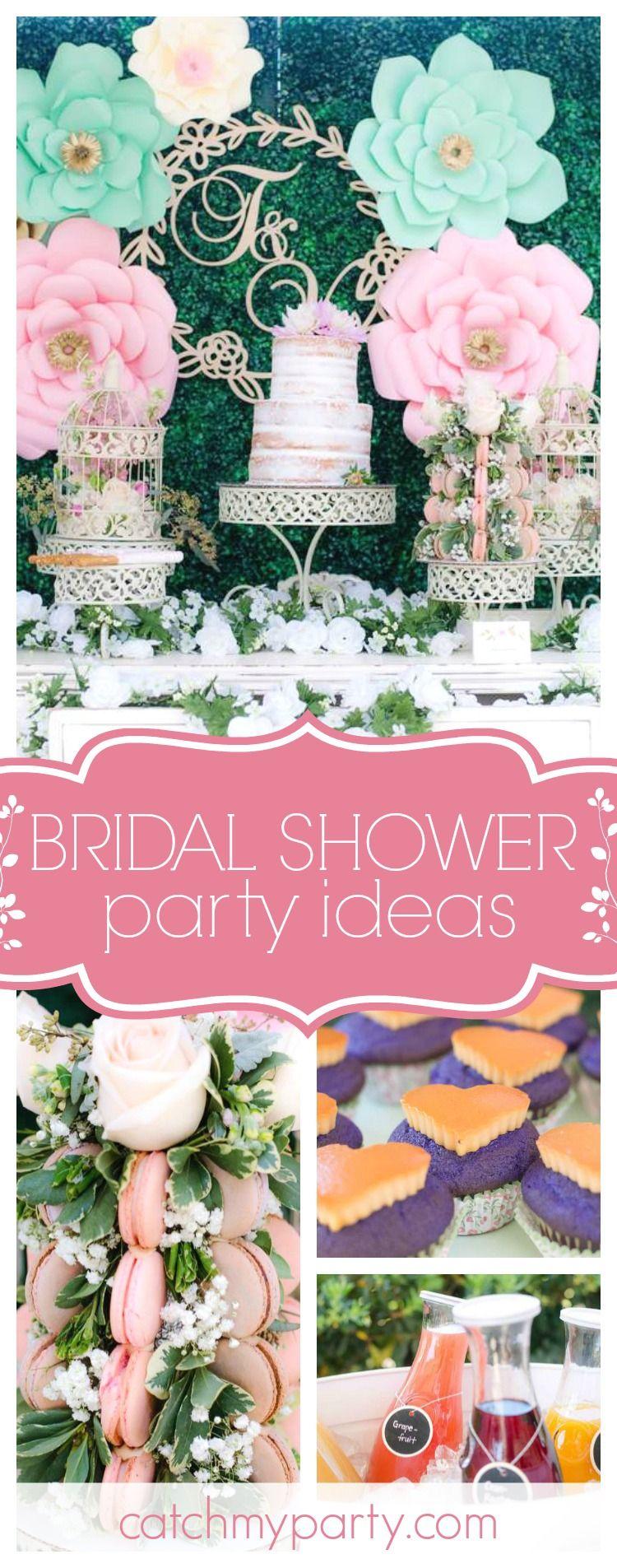 Vintage Garden / Bridal/Wedding Shower \