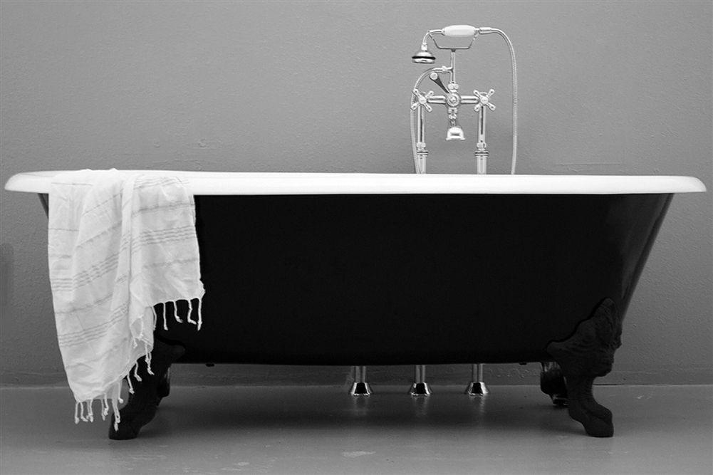 penhaglion antique clawfoot bathtub for sale vintage designer cast iron french bateau tub package master bath pinterest clawfoot