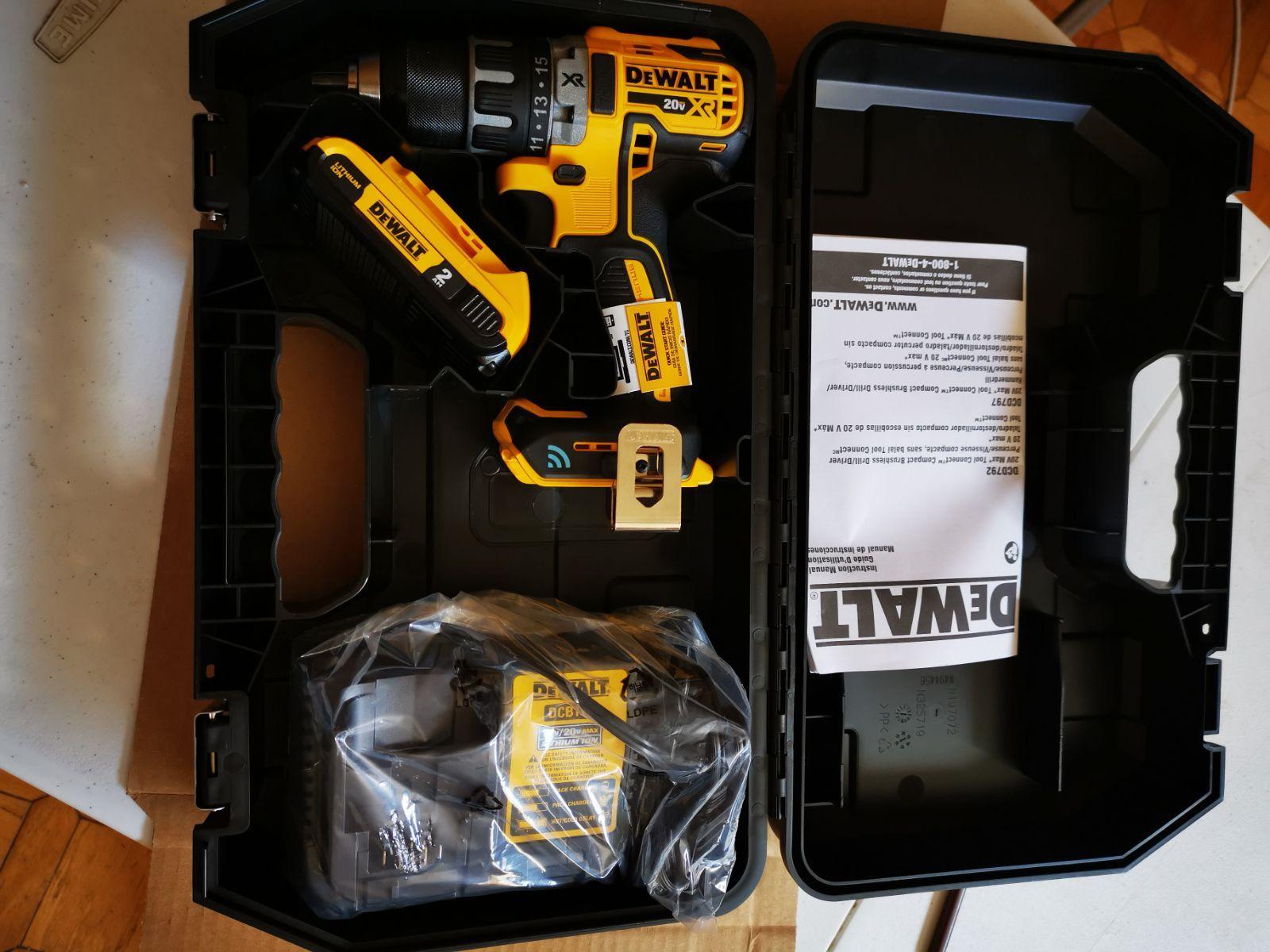 Include One Battery One Charger And Hard Case Brand New Dewalt Tools Dewar Dewalt
