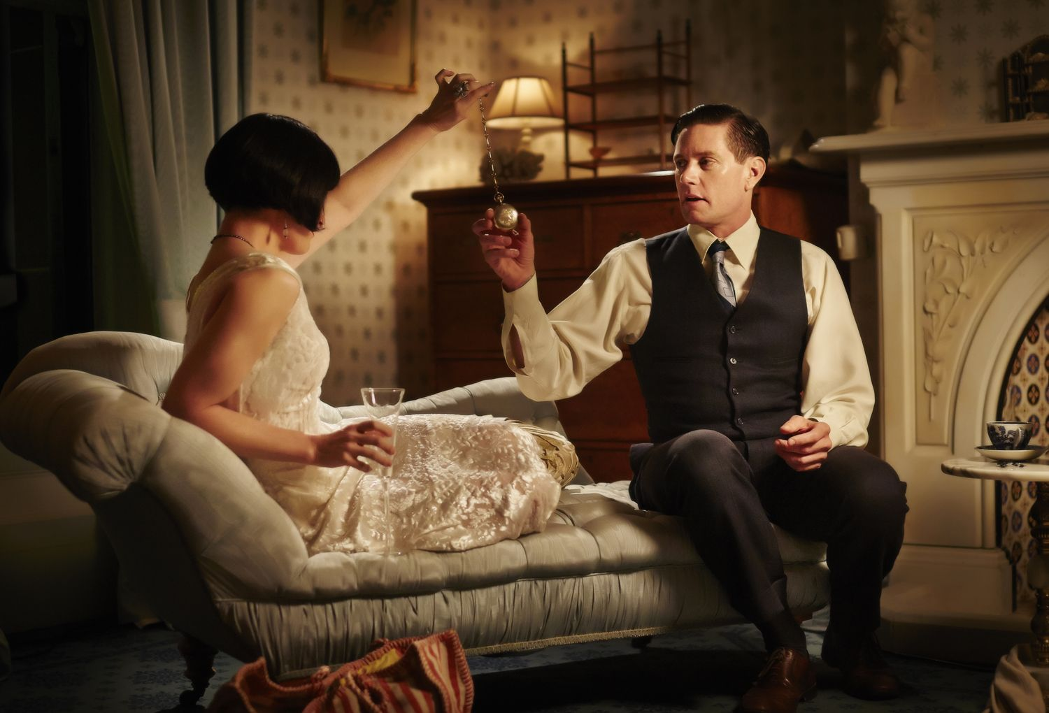 Image result for miss fisher mysteries, movie camera